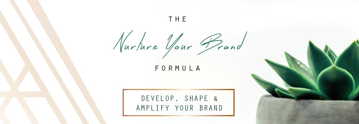 NURTUREBRAND Nurture Your Brand